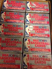 1989/90 HOOPS SERIES 2 UNOPENED BOX BASKETBALL CARDS 36 PACKS JORDAN MAGIC BIRD