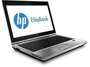 "HP ELITEBOOK 8560P LAPTOP WINDOWS 10 CORE i5 2.60GHz 6GB RAM 256GB SSD 15.6"""