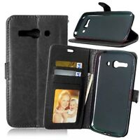 New Wallet Flip Leather Case Cover Pouch For Alcatel One Touch Pop c7 c9 7040T