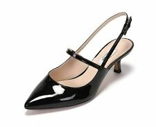 Clarks Kitten Mid Heel (1.5-3 in.) Slingbacks for Women