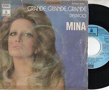 MINA in SPAGNOLO disco 45 g MADE in SPAIN Grande grande grande STAMPA SPAGNOLA