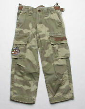 Ed Hardy Bulldog Cargo Pants (4 years) Camo