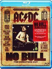 AC/DC - No Bull [Blu-ray]( The Directors Cut) New,Sealed