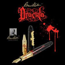 ACME Dracula Bram Stoker LE Fountain/Rollerball Pen - BONUS FREE $65 GIFT!!
