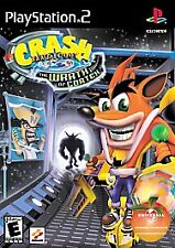 Crash Bandicoot: The Wrath of Cortex (Sony PlayStation 2, 2002) disc only