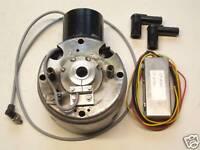 ZÜNDAPP KS500 KS600 KS601 Kennlinien Zündung ignition