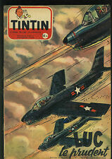 tintin - 263 - 5 novembre 1953 / bon etat correct