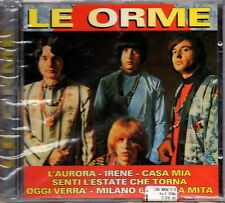 LE ORME  raro  CD OMONIMO SAME  Stampa italiana   SIGILLATO 1990