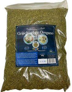 Griechischer Oregano Premium Qualität aus Kreta  800g / gerebelt u. getrocknet