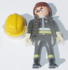 Playmobil Feuerwehr FIGUR + Helm Visier 3182 3178 3882 3179 3883 3176 3175