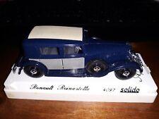 Solido 1/43 Renault Reinastella 4097