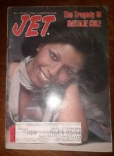 Jet Magazine November 1 1982 - Natalie Cole - William Marshall Estate