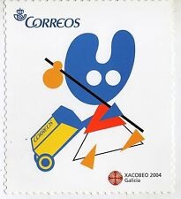 Españ Tarjeta Postal Xacobeo 2004 (DC-660)