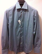 Caliban Italian luxury beautiful shirt,15.75/40, M/50 reg. NWT$375 (Last 1)