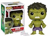 Funko Pop! Avengers 2 Movie Hulk Marvel Comics Vinyl Figure