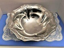 Lenox Polished Cast Aluminum Fruit Bowl