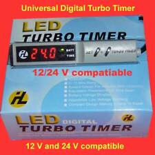LED Digital Turbo Timer for Car Van Ute Truck AWD 12 & 24 VDC HQ
