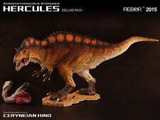 """REBOR 1:35 Acrocanthosaurus Atokensis """"Hercules"""" dinosaur model"""
