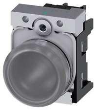 Siemens Sirius acto claro indicador LED, recorte de 22mm, IP20, IP66, IP67, IP69, IP6