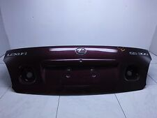 01 LEXUS GS300 OEM RIGHT TRUNK LID COLOR CODE 3P2 (SHIPS GREYHOUND ONLY)