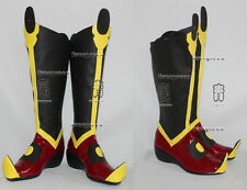 Avatar The Last Airbender Azula Cosplay Boots Custom-Made Any Size