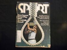 DAVE COWENS MAY 1973 SPORT MAGAZINE CELTICS GREAT ARTICLES VG BOBBY ORR 128 Pgs