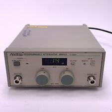 Anritsu MN63A Programmable Attenuator 0-2GHz #2