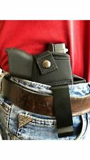 IWB gun holster with magazine pouch for Dan Wesson TCP