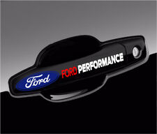 Ford Performance Sticker F150 Vinyl Decal for Door Handle, Mirror, Wheel (4pcs)