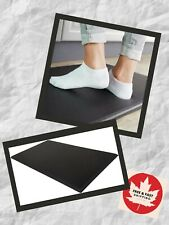 Mat for Comfort Standing W/ Anti Fatigue Cushiony Foam Layer for Home & Office