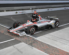 WILL POWER 2018 CHEVROLET INDY 500 AUTO RACING 8X10 PHOTO