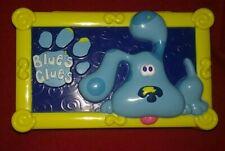 "Blues Clues 1999 Plastic Pencil/Crayon Box, 8""×5""×2"", Flying Colors/Jakks..."