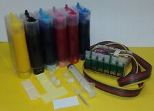 Sublimation Ink system CISS for use in Epson 1400 Artisan 1430 printer T079 79