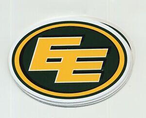 traditional Edmonton Eskimos logo sticker