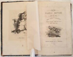 LETTERATURA LE DIABLE BOITEUX ALAIN RENE LESAGE ILLS TONY JOHANNOT 1840 JANIN