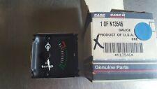 CNH CASE N13546 OIL TEMP GAUGE 590, 780C, 780D, 580SK, 580SL, 584E, 585E