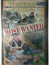 Drury Outdoors Whitetail Obsession 6 Most Wanted, Briar Lakes Productions, DVD