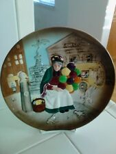 Royal Doulton The Old Balloon Seller 10* Plate