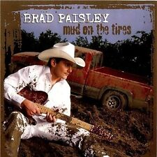 BRAD PAISLEY MUD ON THE TIRES HDCD CD NEW
