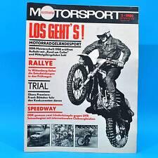 DDR Illustrierter Motorsport IMS 5/1980 Wasserski Dresden Bicaz K-Wagensport