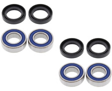 NEW ALL BALLS FRONT WHEEL BEARINGS SEALS FOR 1988 ONLY KAWASAKI MULE 1000
