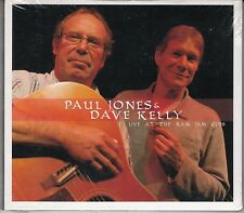 Paul Jones & Dave Kelly-Live at the ram Jam club CD NEUF