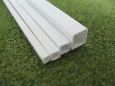Square Tube Styrene Strip Section Architecture Model Making 3mm - 10mm size