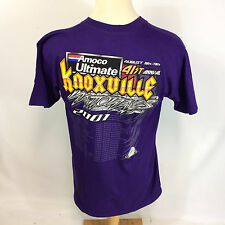 NOS New Knoxville Nationals Sprint Car Dirt Circle Track Racing Amoco T Shirt L