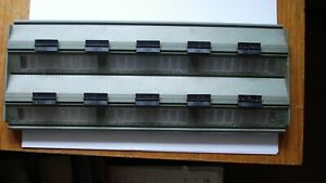 HORNBY DUBLO 2 OR 3 RAIL 4 ROAD ENGINE SHED, COMPLETE WITH NUTS AND BOLTS, UNBOX