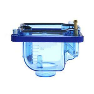 Transparent Carburettor Bottom Float Bowl Plastic Shell For PWK I/II/III Carb
