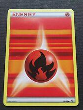 POKEMON TCG: XY GENERATIONS 4 X FIRE ENERGY 82/83 COMMON