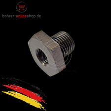 """Thread adapter 1/2"""" --- 3/8"""" for drill chuck"""