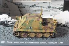 CHAR TANK PANZER RW61 38CM AUF STURMMOSER TIGER GERMANY 1945 WARMASTER 1/72