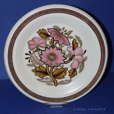 PALISSY * Royal Worcester * Vintage Lotus Blossom Breakfast / Salad Plate *